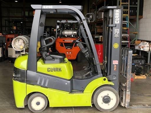 Clark C25C