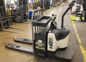 Electric Lift Truck Technical Training